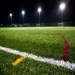 Artificial Football Pitch in Rollestone 3