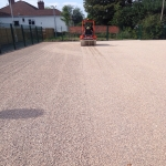 Football Pitch Resurfacing in Batchley 7