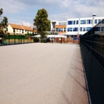 Sports Pitch Builders in Aller 7