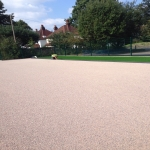Football Pitch Resurfacing in Acton Trussell 4