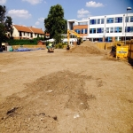 Sports Pitch Builders in Aley Green 2