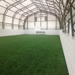 Artificial Football Pitch Costs in Bracky 9