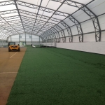 Synthetic Football Pitch Maintenance in Abersoch 7