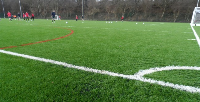 Contact Artificial Football Pitch