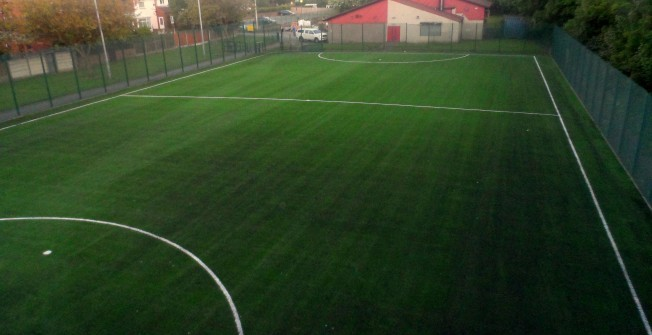 3G Pitch Specialists in Aberdyfi
