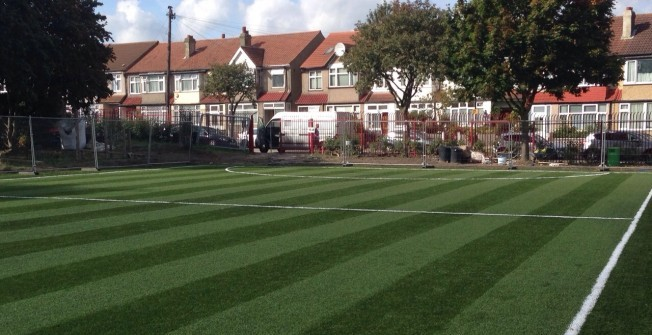 Football Surface Specialists in Ilton